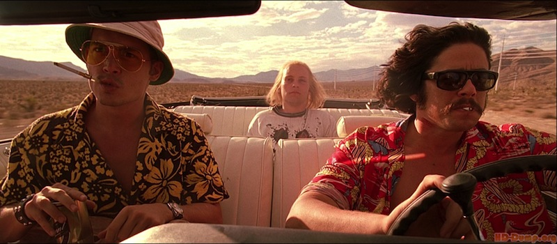 film blogging fear and loathing in las vegas johnny depp benicio del toro terry gilliam