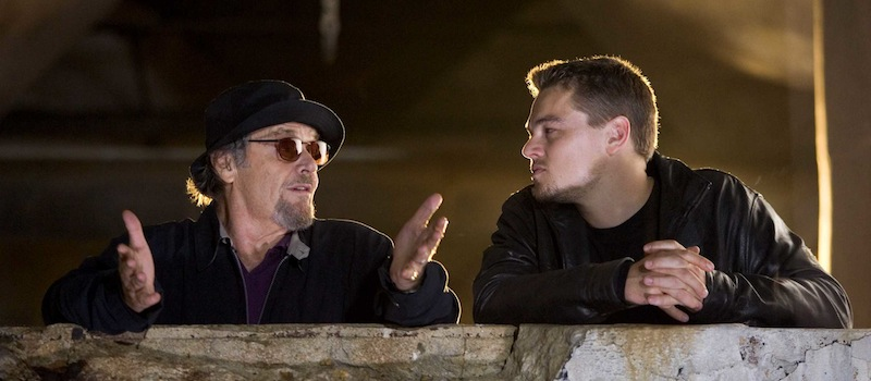 the departed leonardo dicaprio martin scorsese