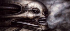 the train hr giger ridley scott