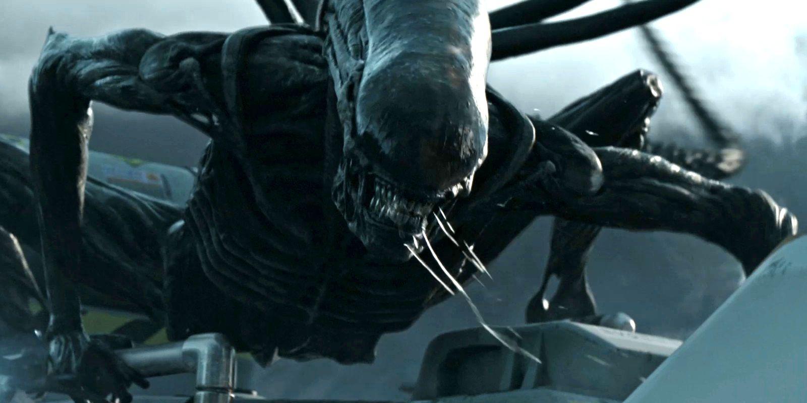 alien covenant, alien covenant review